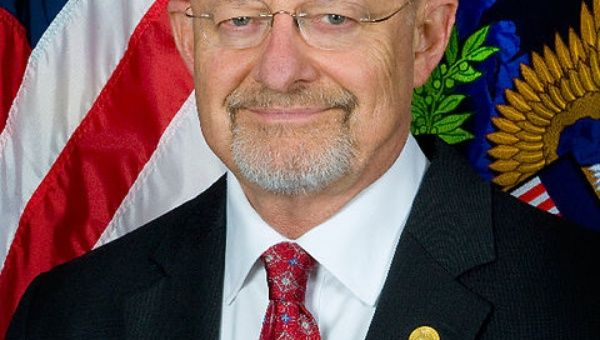 James Clapper (Wiki Commons)