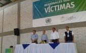 Regional Forum on Victims of the armed conflict in Colombia (Photo: @DefensoriaCol)
