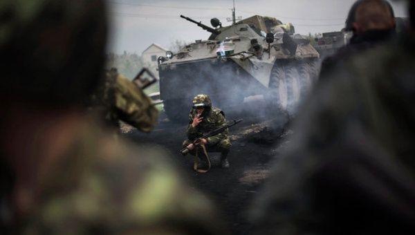 Conozca cuánto gasta Ucrania en combatir a los milicianos