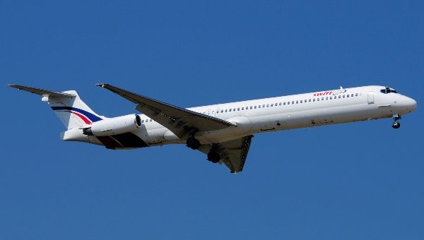 Air Algerie missed aircraf were found by two french Air Force planes.