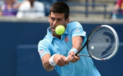 Djokovic was defeated by the French Jo-Wilfred Tsonga (REUTERS)