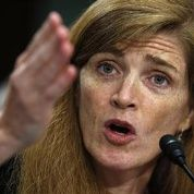 The U.S Ambassador to the United Nations Samantha Power. (Photo: Reuters)