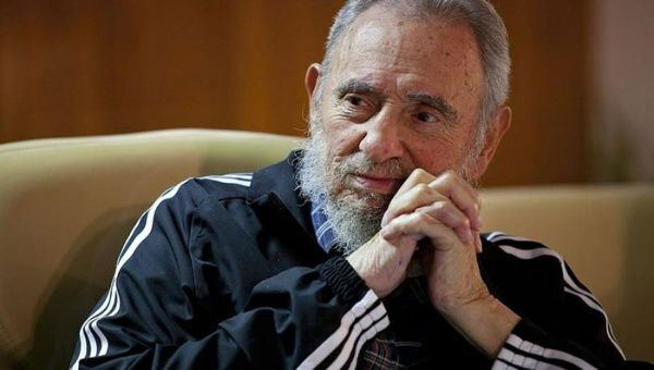 Fidel Castro celebra 88 años de vida