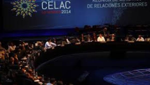 II Celac Summit in La Havana, Cuba this January (Photo: AVN).