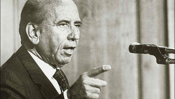 El expresidente venezolano, Carlos Andrés Pérez (Foto: Archivo)