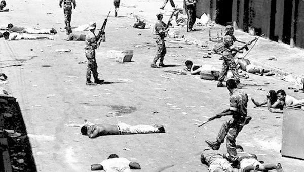 Medios de comunicación denunciaron más de tres mil fallecidos por la represión (Foto: Archivo)