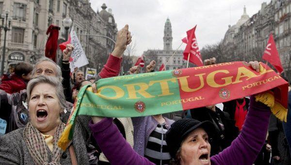 Resultado de imagen para Portugal, CGTP