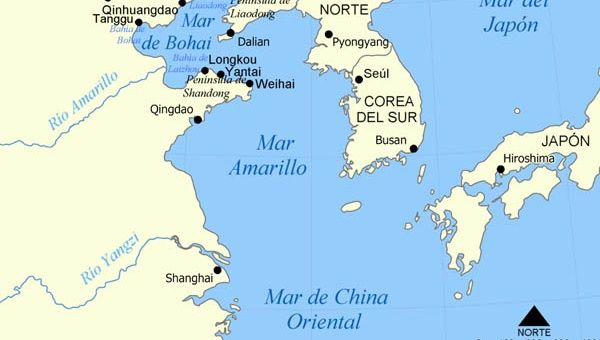 El Mar de China se disputa entre China, Japón, Vietnam y Filipinas. (Foto: Archivo)