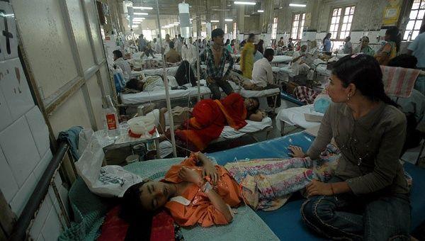 Al menos 20 fallecidos y 400 infectados por malaria en India ...