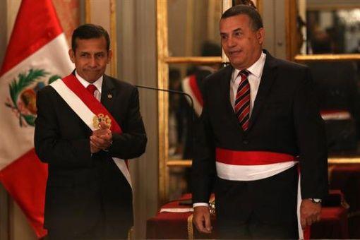Lucha contra delincuencia es prioridad del nuevo ministro for Nuevo ministro del interior peru