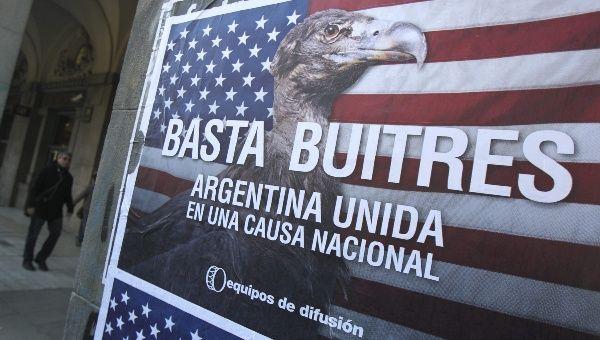 Argentina seguirá abogando por una salida justa en caso de los buitre. EFE