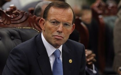 Australian Prime Minister Tony Abbott (Photo: Reuters)