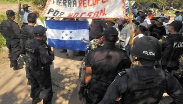 Repression of social movements in rampant in Honduras. (Photo: Archive)