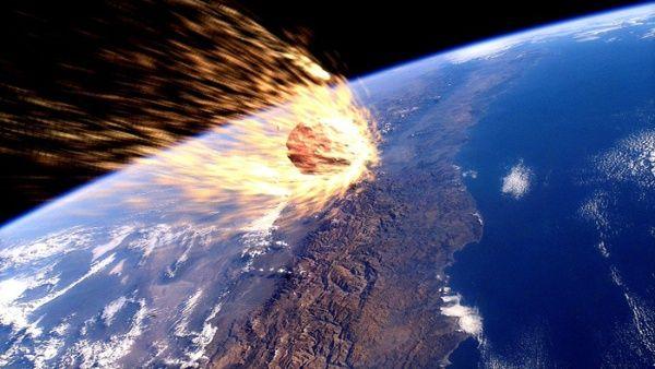 Resultado de imagen de Grandes meteoritos caídos en la Tierra