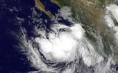 Remnants of Hurricane Norbert caused heavy rains and flooding in Southwestern states. (Photo: Reuters)