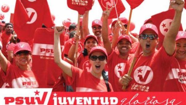 Resultado de imagen para III Congreso de la Juventud Socialista de Venezuela