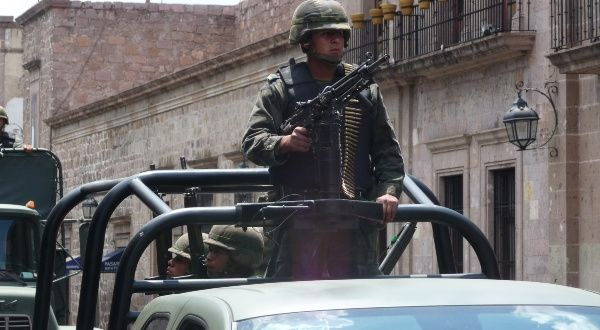 The Legacy of the War on Drugs in Mexico