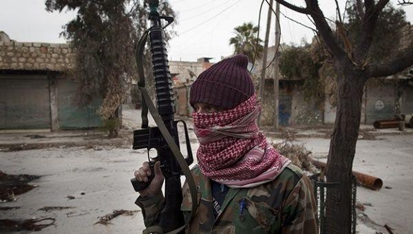Obama armará a los rebeldes con la excusa de atacar al EI. (Foto: AP)