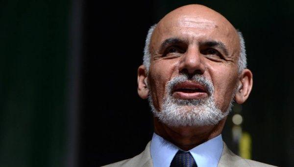 Ashraf Ghani Son Ashraf Ghani Named