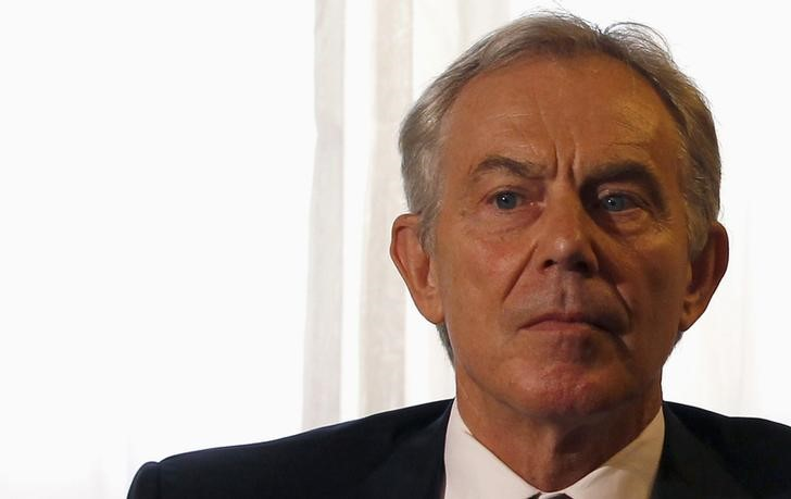 En 2007 Tony Blair no creía