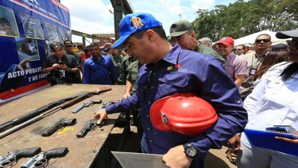 Venezuela fortalece planes en materia de seguridad Quien es el ministro de interior y justicia