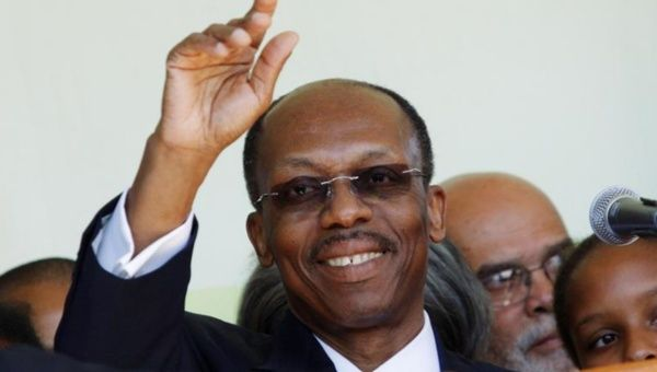 Jean-Bertrand Aristide is being hounded again. (Photo: Reuters)