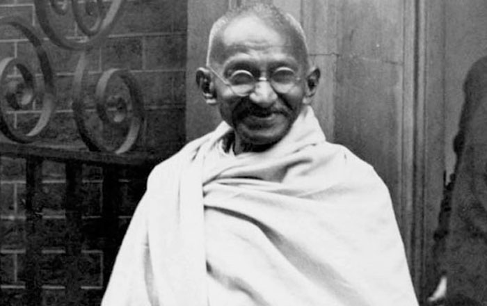 India recalls to Mahatma Gandhi, the standard-bearer of peace and non-violence