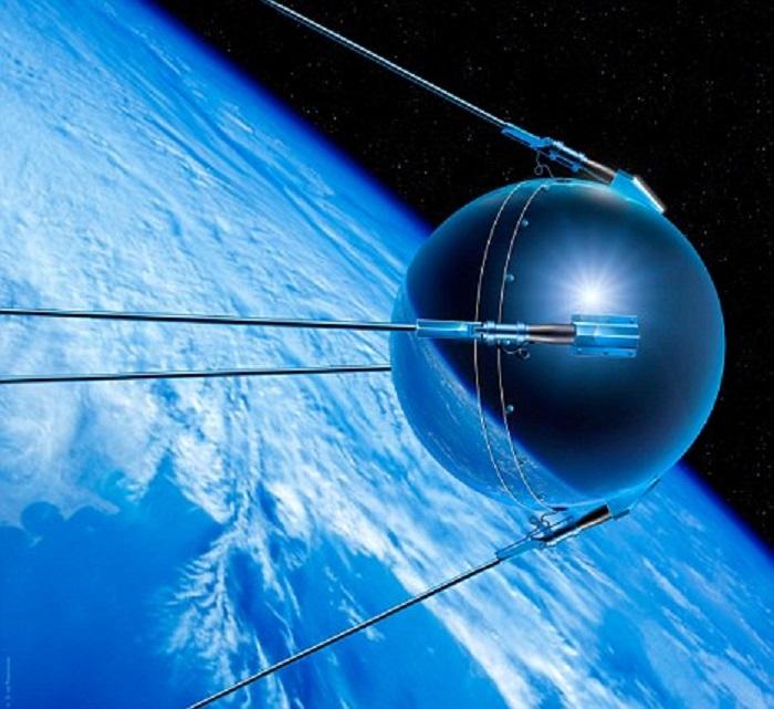 Resultado de imagen para sputnik 1