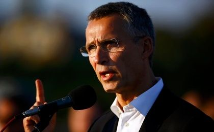 Stoltenberg claims he can deploy NATO troops