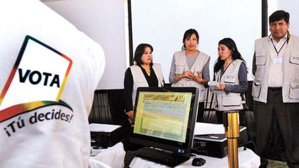 Resultado de imagen para bolivia TSE silencio electoral