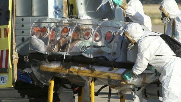 Resultado de imagen para prevenciones contra el ébola
