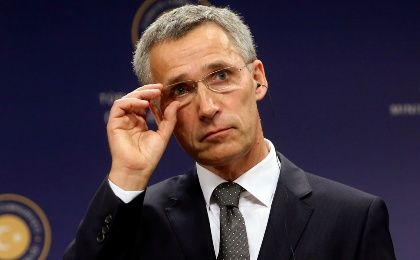 Establishing a no-fly zone or a safe zone inside Syria, proposals Turkey has been advocating to a U.S.-led coalition against Islamic State, has not been discussed by NATO, Stoltenberg said Thursday. (Photo: Reuters)