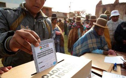 Son los primeros comicios celebrados bajo la ley electoral de 2010. (Foto: Archivo)