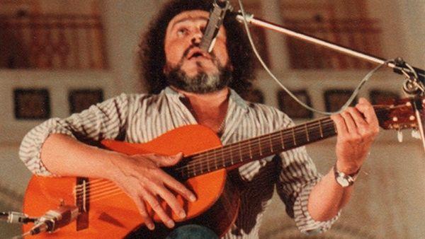 Alí Primera, el cantor del pueblo conmemora hoy 73 años de su nacimiento. (Foto: Archivo)