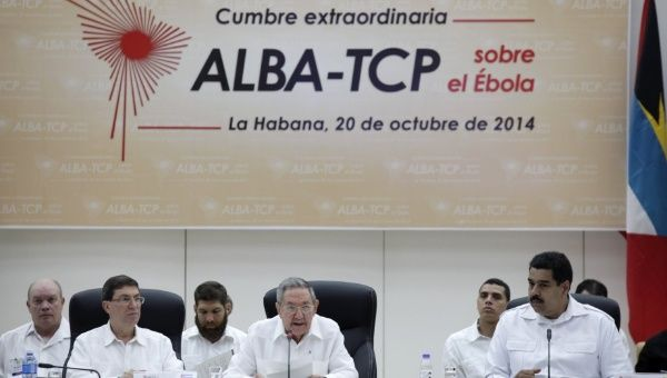 Earlier this month presidents and heads of state from Latin America and the Caribbean gathered in Havana, Cuba for a special summitt to address the prevention of Ebola spreading in the Americas (Photo: Reuters).