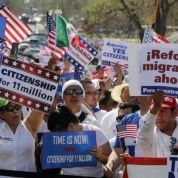 Immigration reform is among one of the key factors influencing Latino voters during this year