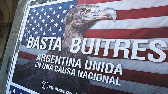 Nuevo triunfo de Argentina sobre los fondos buitres | Noticias | teleSUR
