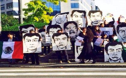 México: se cumplen 2 meses de la desaparición de 43 normalistas