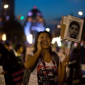 México no descansa hasta ver vivos a los 43 estudiantes normalistas