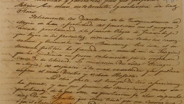 Bolivar S Jamaica Letter Importance