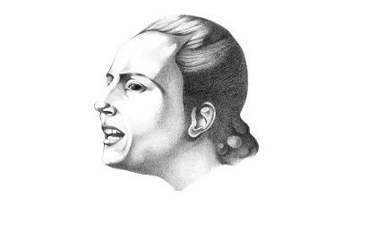 Eva Peron (by Hugo German)