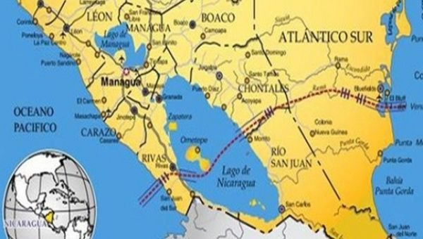 Nicaragua Starts Construction of Interoceanic Canal | News ...