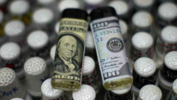 Foreign exchange is a trillion dollar market. (Photo: Reuters)