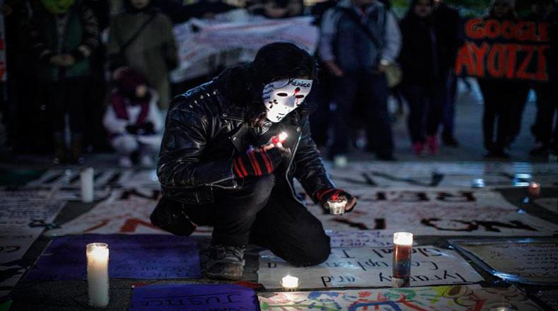 EE.UU. sigue indignado por el caso Ayotzinapa