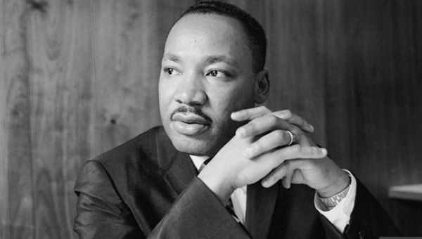 Martin Luther King. (Photo: File)