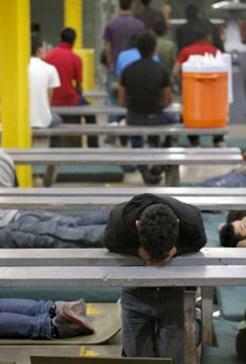 ¿Qué destino le espera a estos jóvenes encerrados en estos centros como el de Nogales?