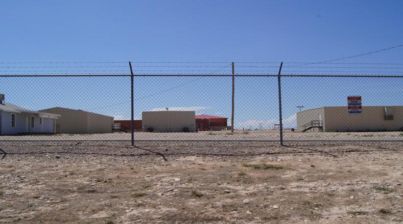 Centro de detención de Artesia, Nuevo México.