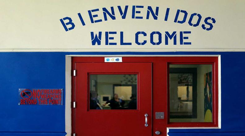 La bienvenida a este centro parece ocultar el calvario de los niños recluidos.