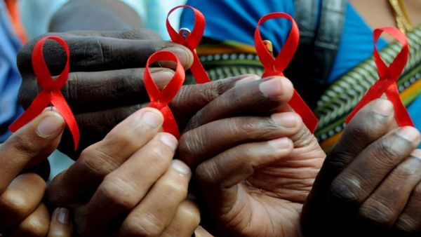 Image result for Personas con VIH en el Centro de Africa
