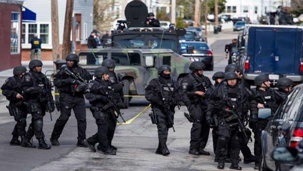 The militarized response to protests has generated a lot of criticism in the U.S.